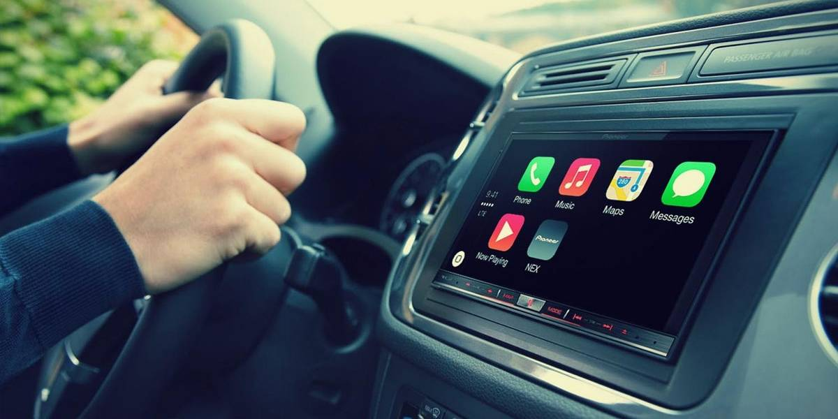 Pioneer lanza el primer autoestéreo compatible con Apple CarPlay