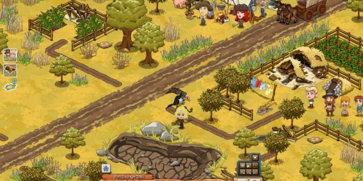 """Zynga lanza """"Pioneer Trail"""", y sí, se parece a Oregon Trail"""