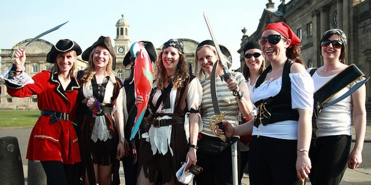 Berlín tiene a 15 piratas en el parlamento