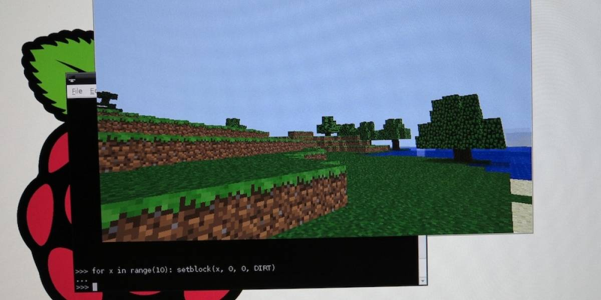Mojang lanza versión de Minecraft para Raspberry Pi