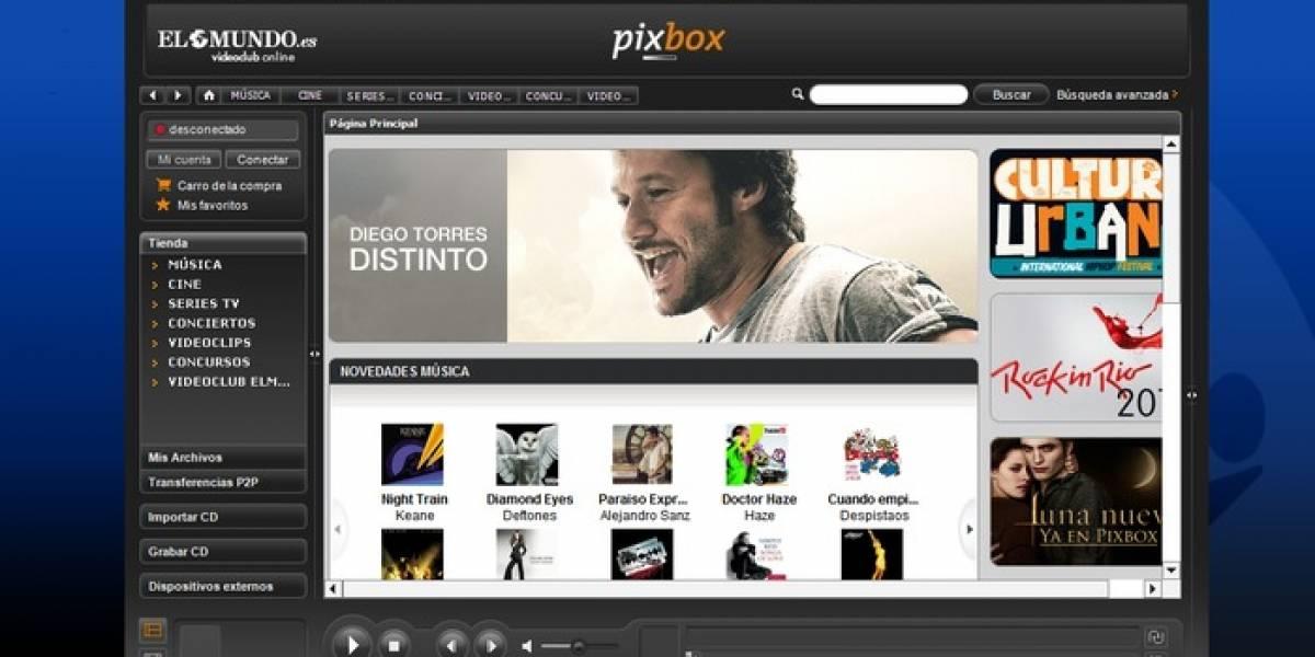 España: Pixbox cierra el 31 de Mayo