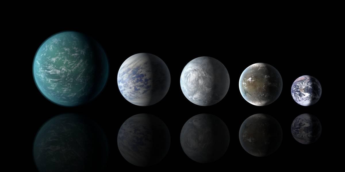 Descubren tres nuevos planetas posiblemente habitables parecidos a la Tierra