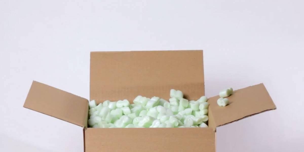 Plástico de paquetes podría ayudar a mejorar la capacidad de baterías eléctricas