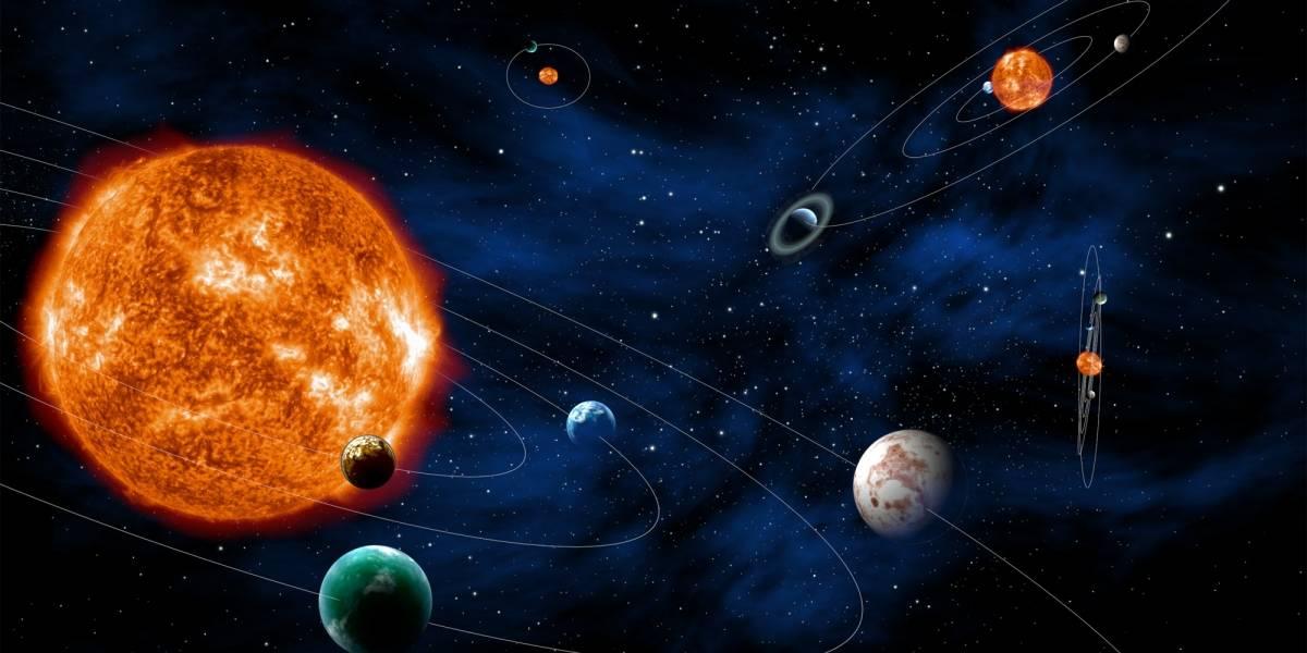 Estudio demuestra que los planetas gigantes migran en busca de nuevas estrellas
