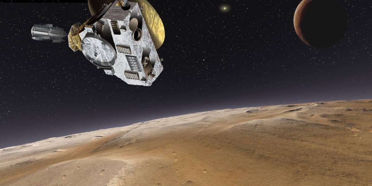 Investigadores consideran que Plutón podría guardar vida alienígena