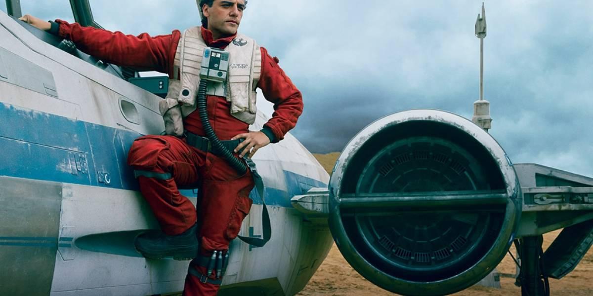 Los nuevos personajes de Star Wars #AunMesdeStarWars [FW Infografía]