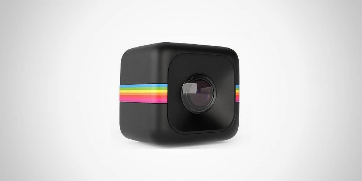 Polaroid lanza mini cámara para fotos en acción #CES2014