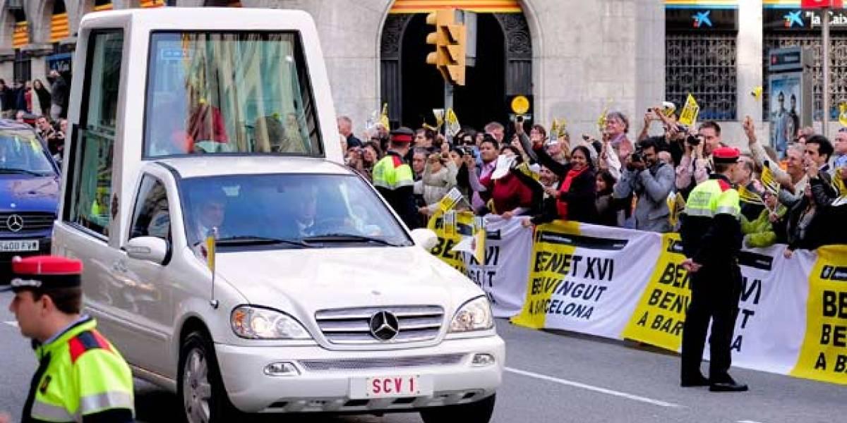 El Papa quiere tener un Papa-móvil solar