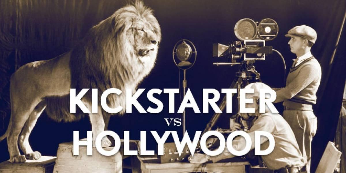Kickstarter no matará Hollywood, pero si salvará a algunos fans