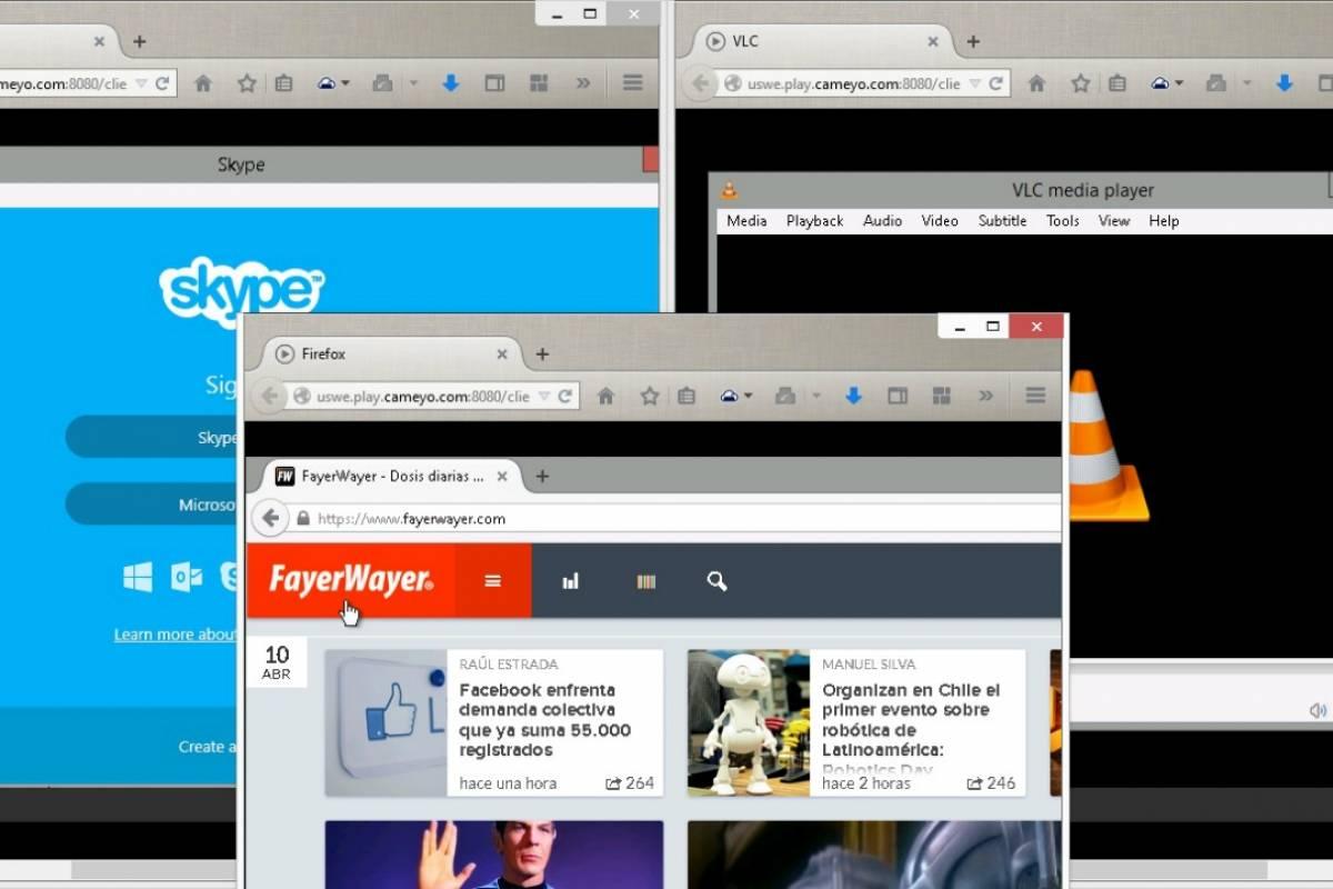 Aprende a correr programas de Windows desde el navegador