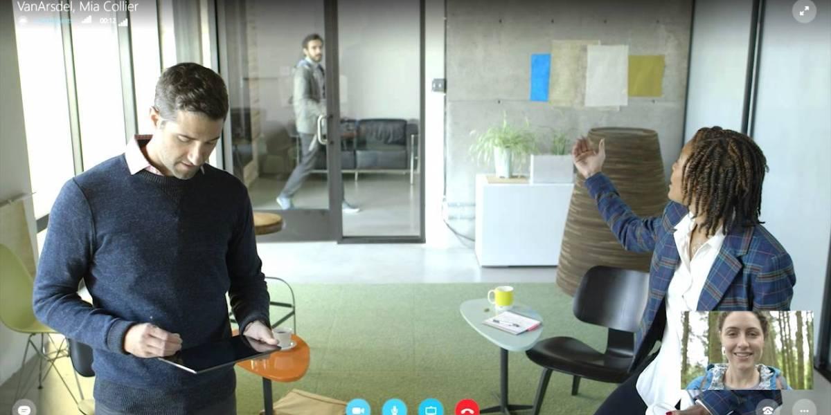 Microsoft reemplazará a Lync con Skype Business en 2015
