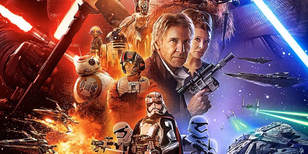 Mira el nuevo póster oficial y clips de Star Wars: El Despertar de la Fuerza