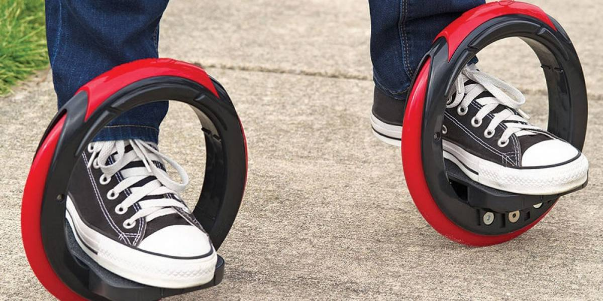 Post Modern Skateboard: patines futuristas para moverte en la ciudad