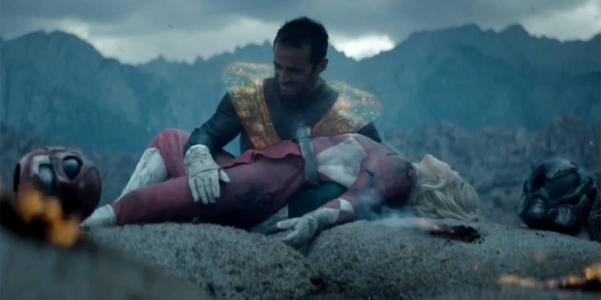 El corto viral de los Power Rangers ya fue borrado de YouTube y Vimeo [Actualizado]
