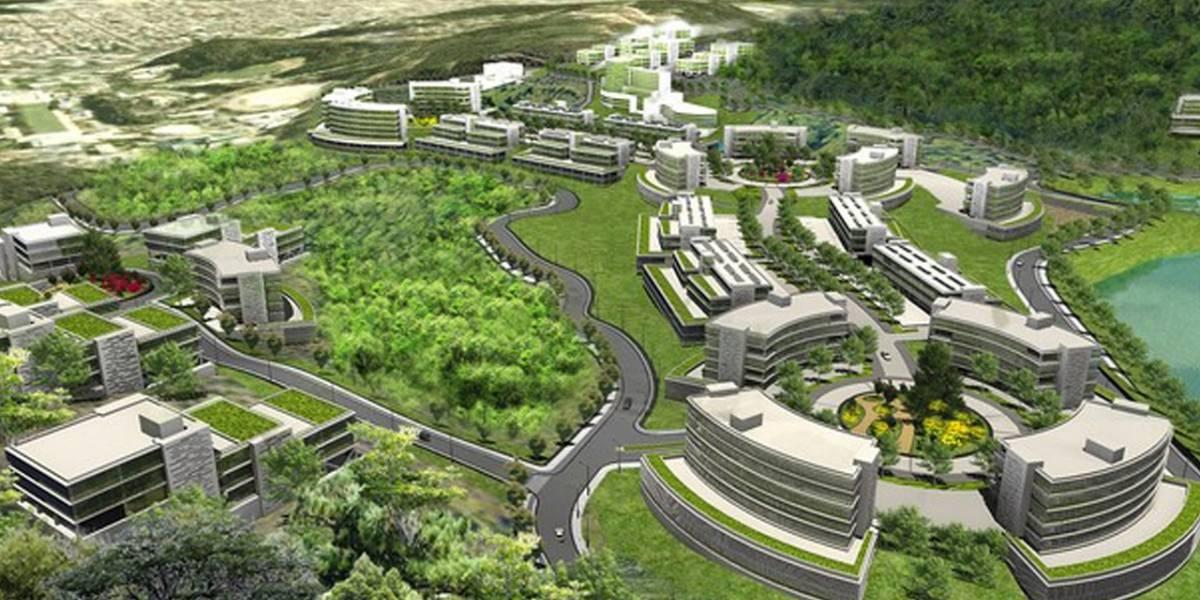 Así será el primer Parque Científico y Tecnológico de Chile