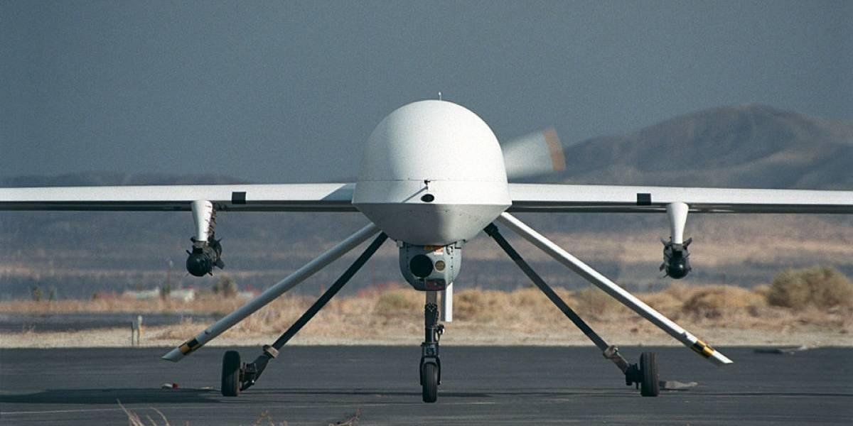 Los sistemas de control de los UAV de Estados Unidos fueron infectados por un virus