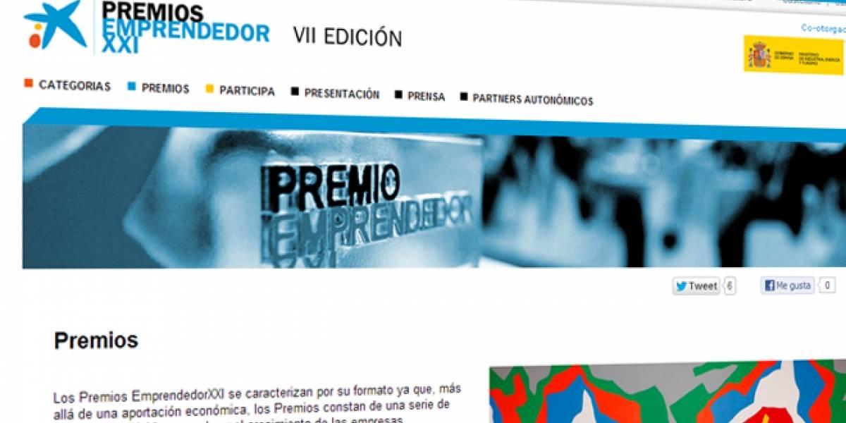 España: Aún puedes postularte al premio Emprendedor XXI
