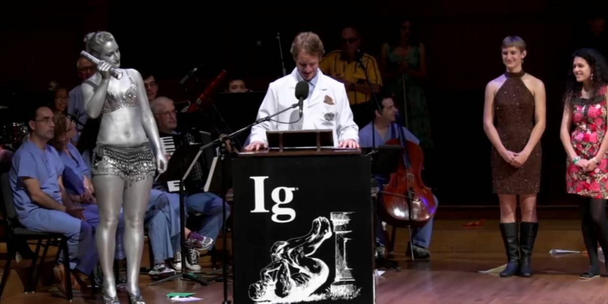 Las investigaciones más graciosas según los Ig Nobel del 2013