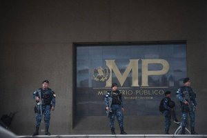Ministerio Público resguardado
