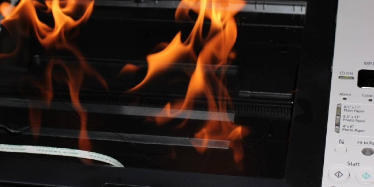 HP libera firmware que soluciona problema de impresoras hackeables