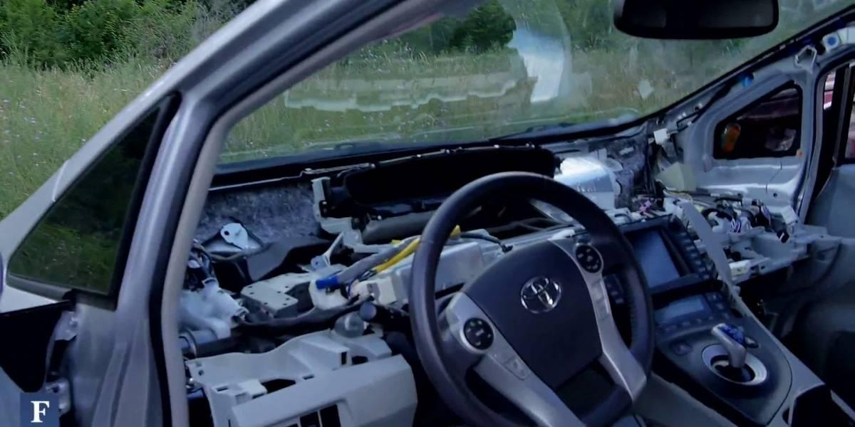 Así se hackea un Prius