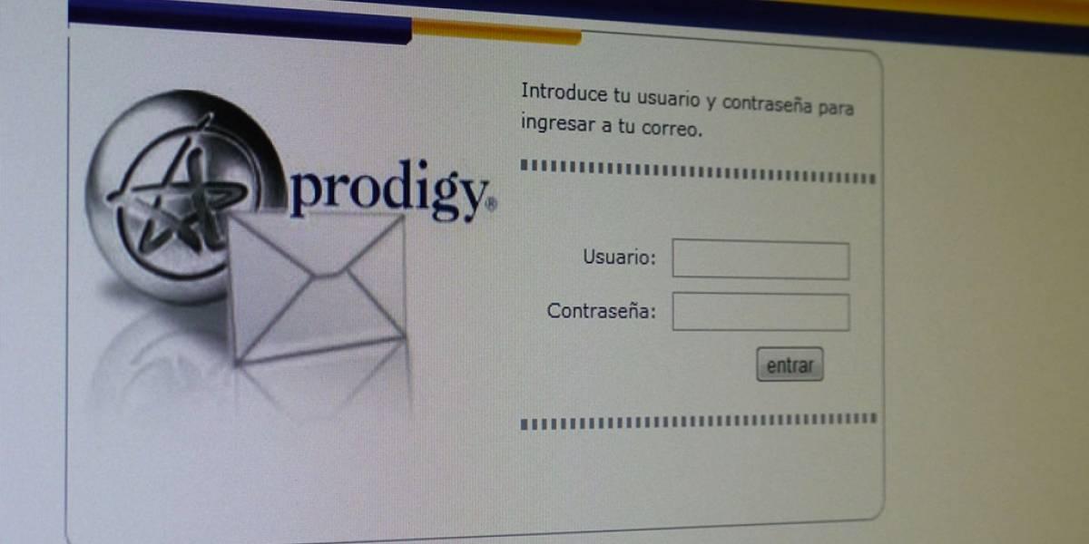 """Por """"error de mantenimiento"""" Telmex deja vulnerables más de 2500 cuentas de correo electrónico Prodigy"""