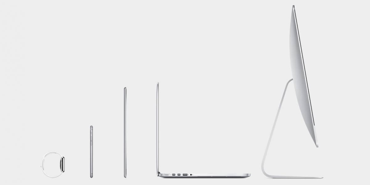 Todo lo que ha presentado Apple en su evento de primavera
