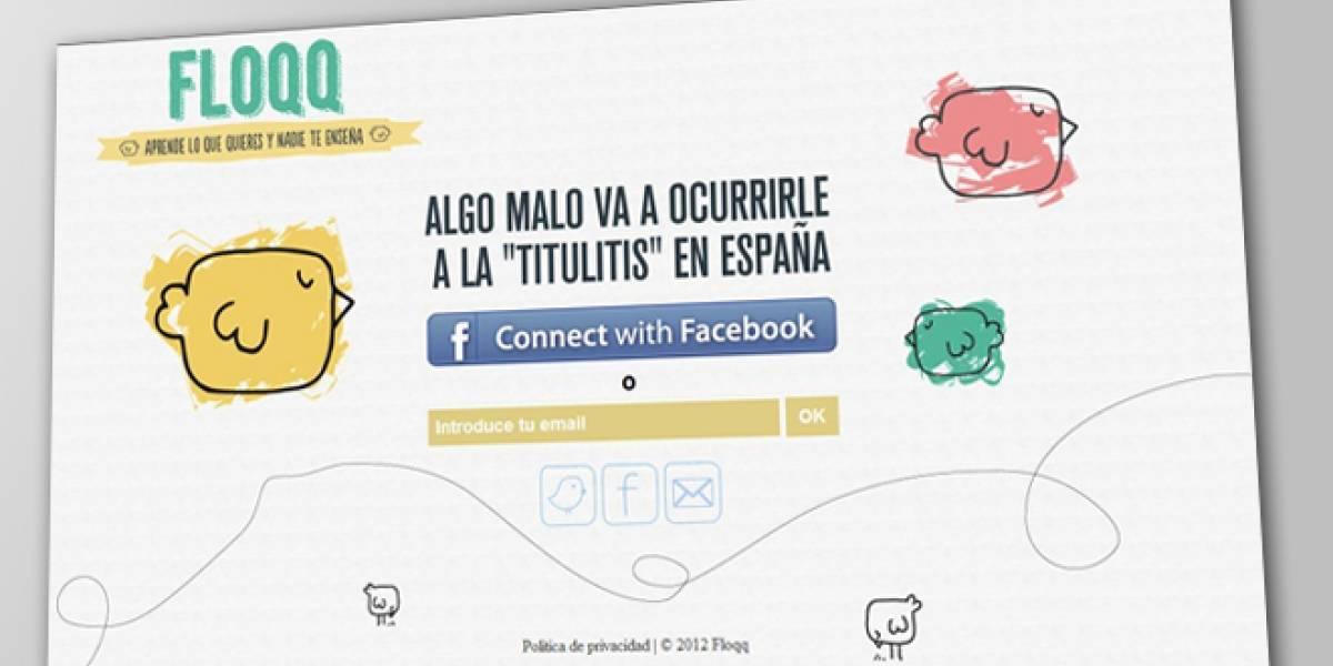 Floqq: La plataforma española que conecta profesores y alumnos