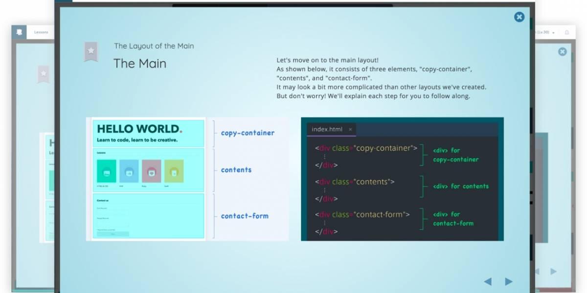 Progate te enseña gratis a programar en diversos lenguajes