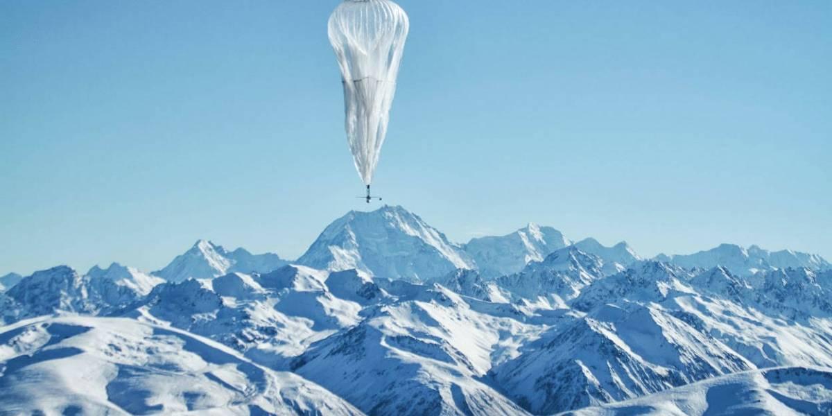 Cae otro globo de Proyecto Loon en Chile