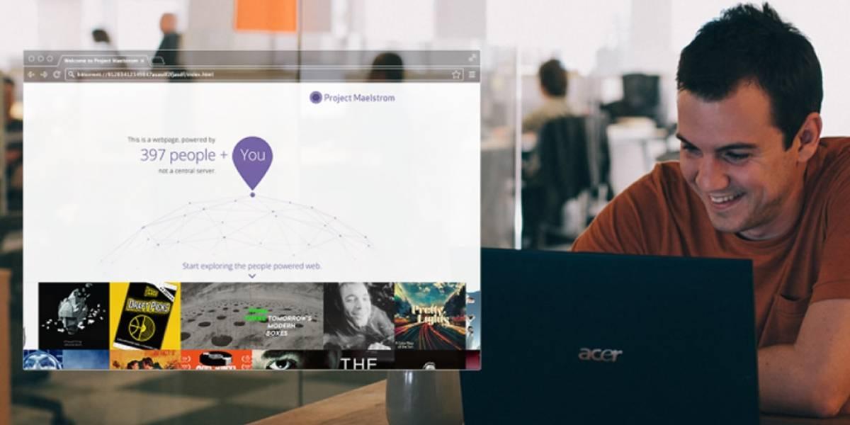 BitTorrent anuncia su propio navegador: Project Maelstrom