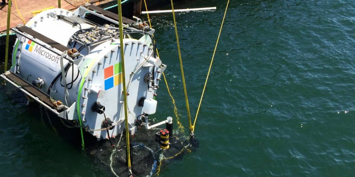 Project Natick, el plan de Microsoft para instalar centros de datos en el mar