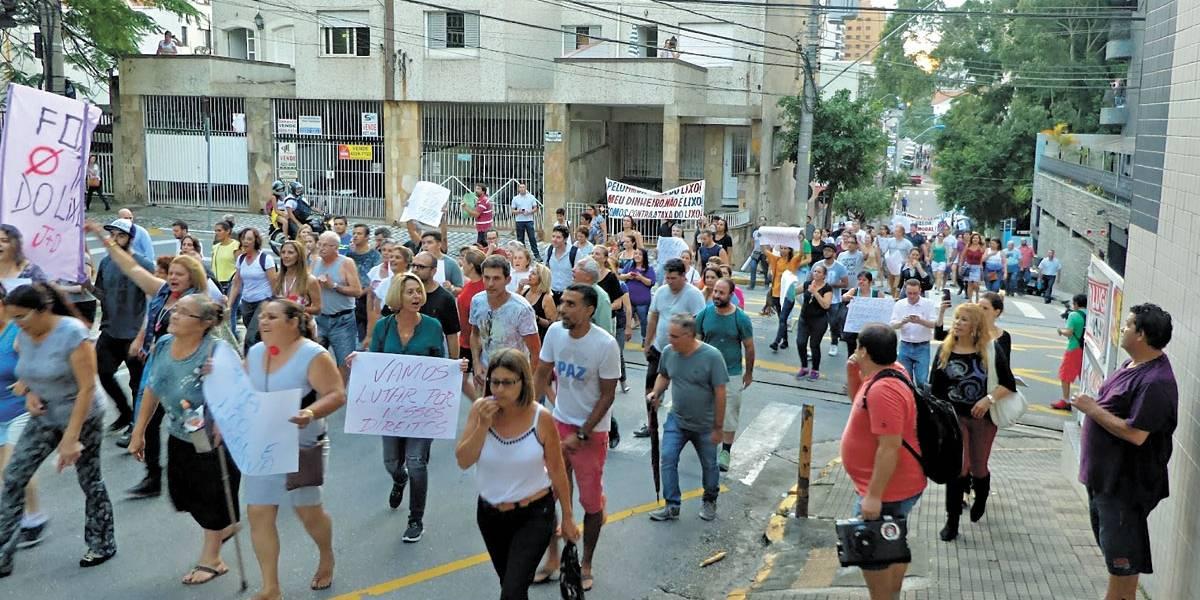 Taxa do lixo em São Caetano tem alta de até 272%