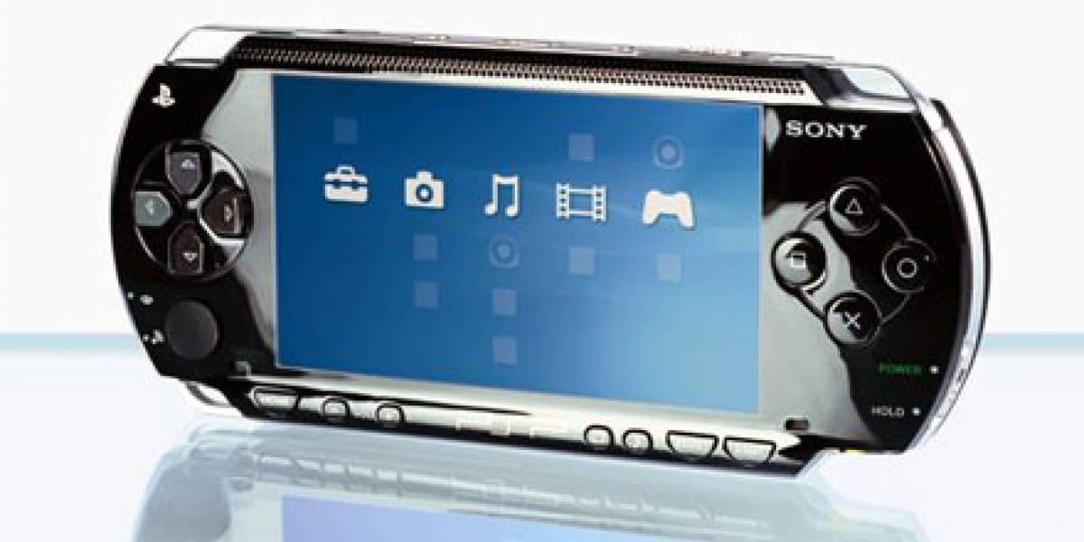 Futurología: La nueva PSP de Sony incluirá controles táctiles (Actualizado)