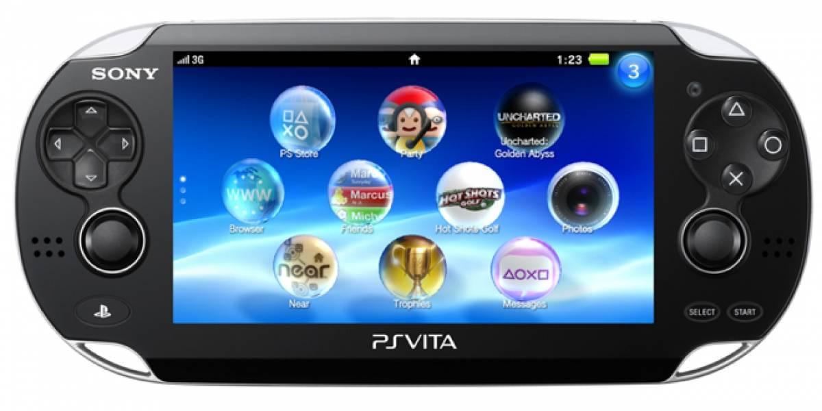Sony anuncia los juegos y accesorios con los que se lanza PlayStation Vita en América