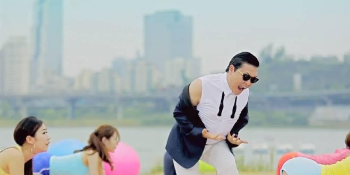 Gangnam Style ya es el video más visto de la historia en YouTube