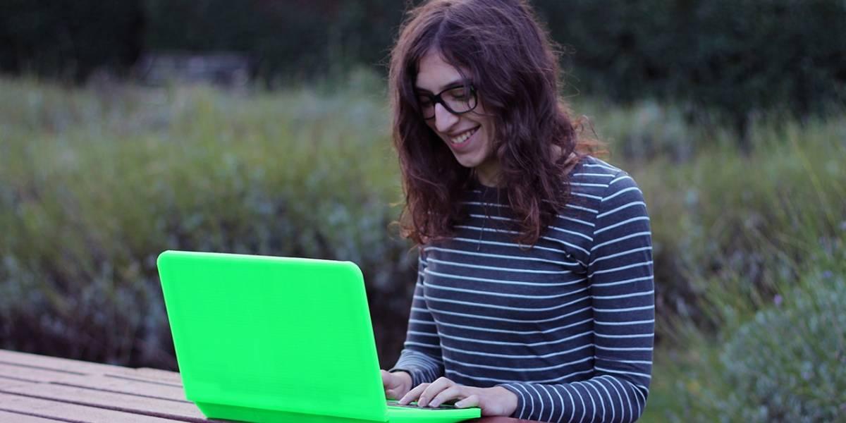 Ahora puedes fabricar tu propio laptop con una impresora 3D casera