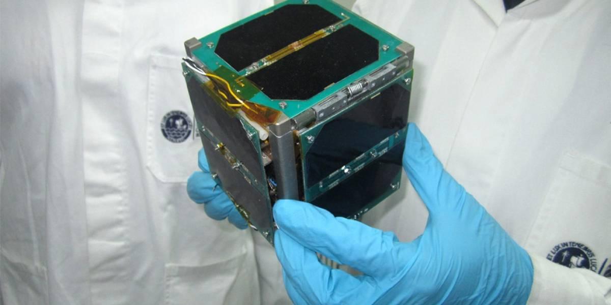 Perú lanza dos nanosatélites al espacio