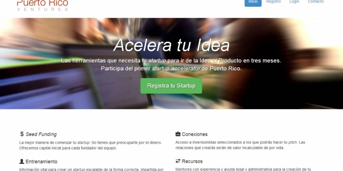 Acelerando con Puerto Rico Ventures