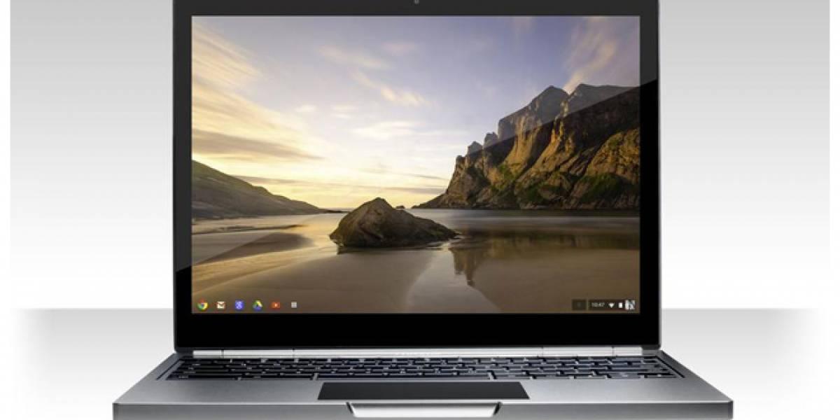 Google anuncia el Pixel, su primer Chromebook de diseño propio a un precio de USD$1.299