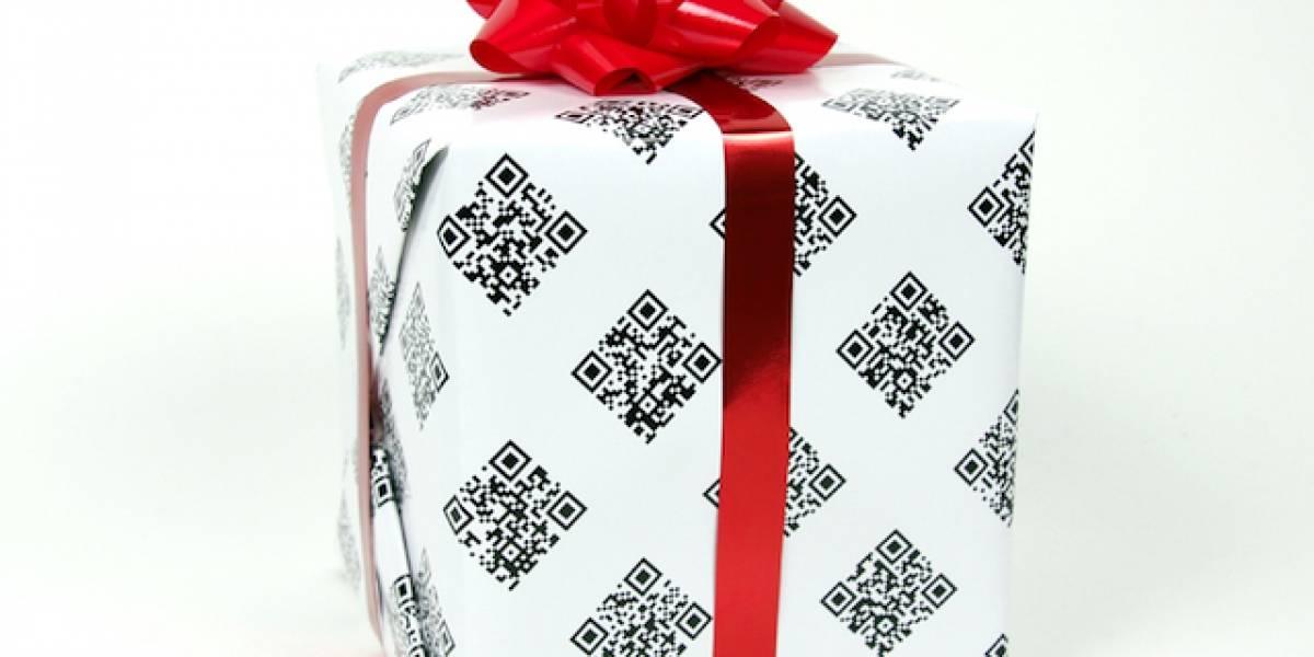 Envuelve tus regalos de Navidad en videos virales