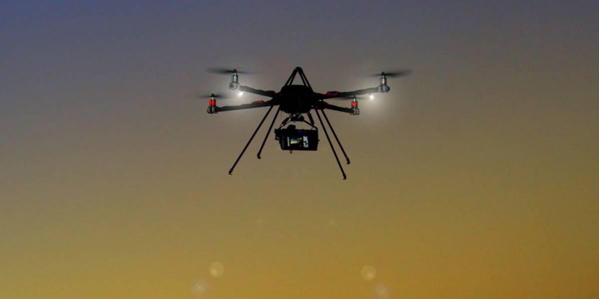 10 increíbles videos filmados por drones