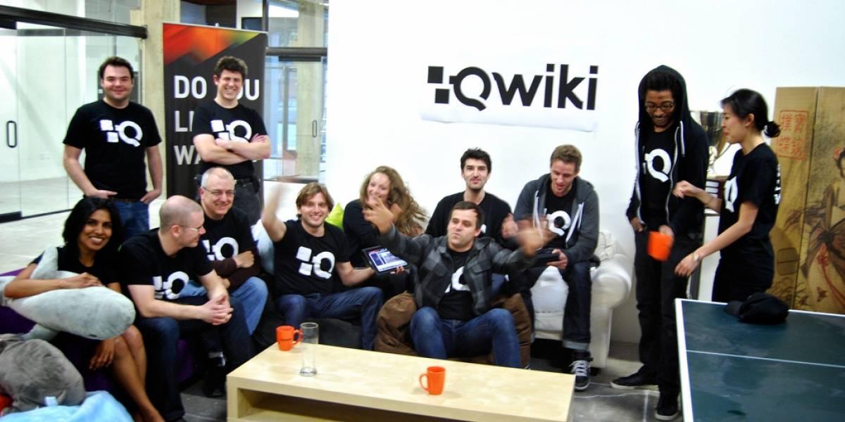 Yahoo adquiere aplicación de videos Qwiki
