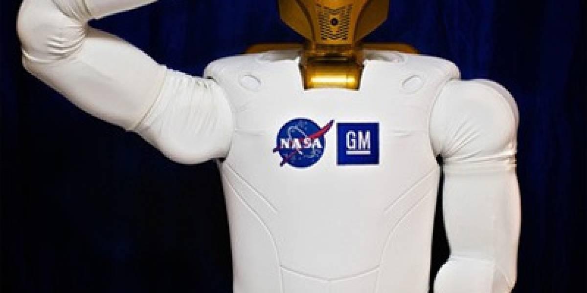 Robonaut 2 por fin está vivo