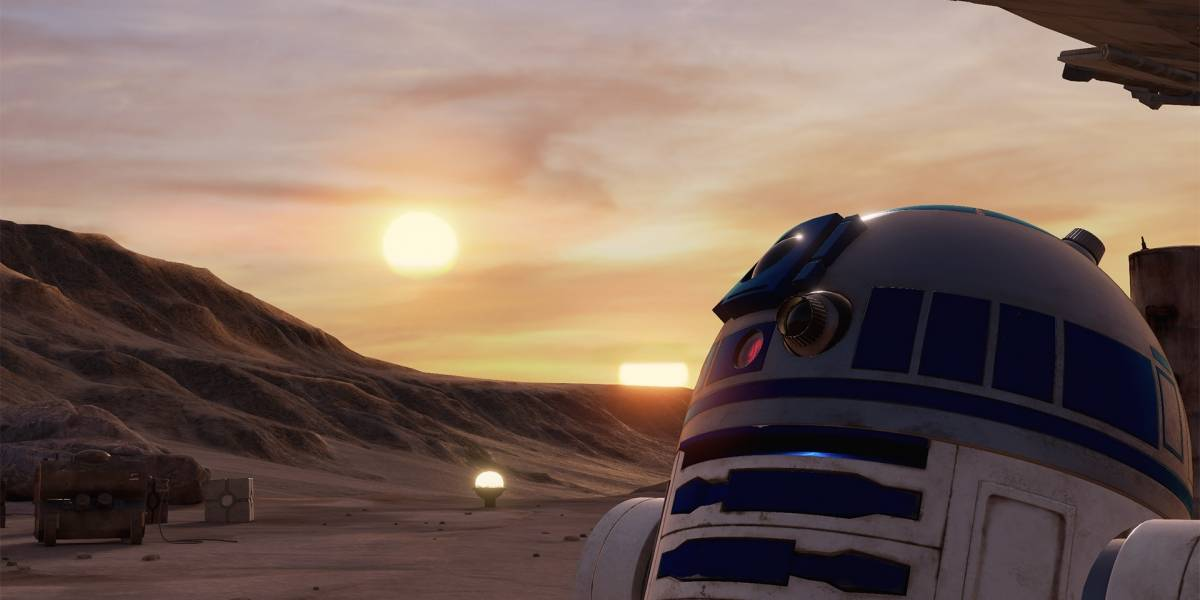 Star Wars llega a la Realidad Virtual con Star Wars: Trials on Tatooine