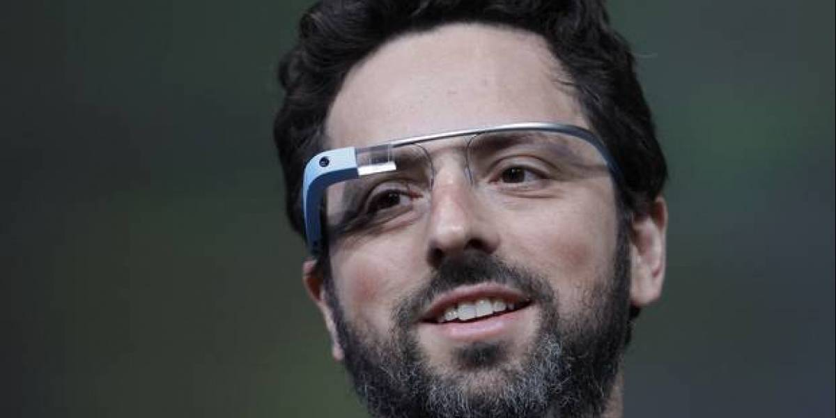 Sergey Brin confirma que Google Glass estará disponible para todo público en 2014