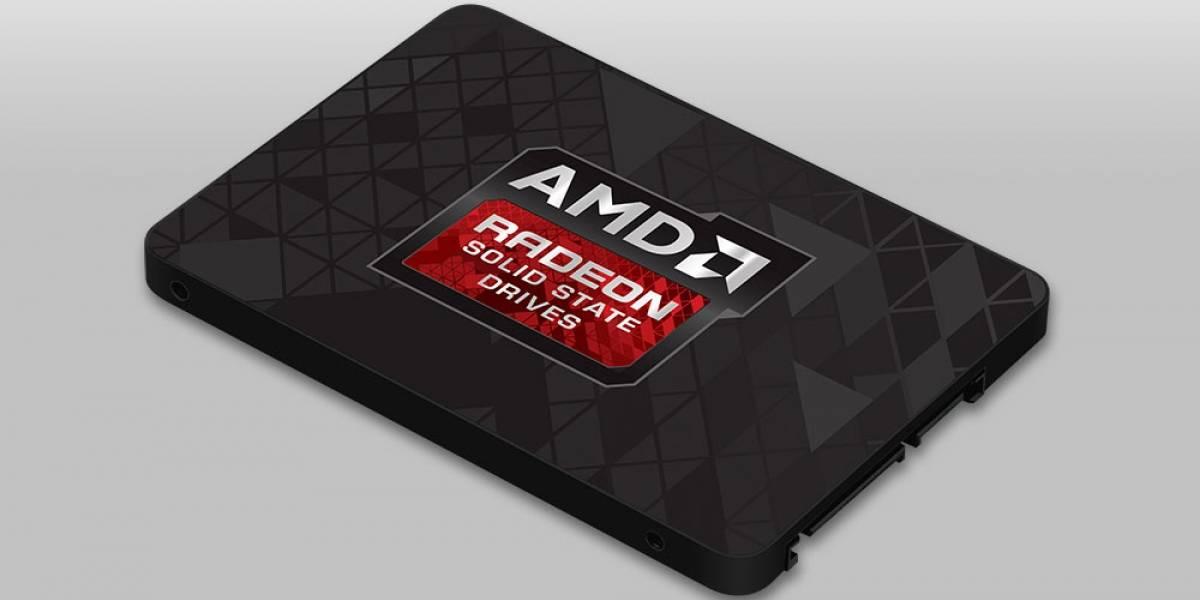 AMD hace oficial su entrada al mercado de los SSD con la serie Radeon R7