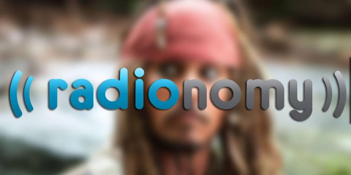 Disqueras demandan a la plataforma de radio por internet Radionomy
