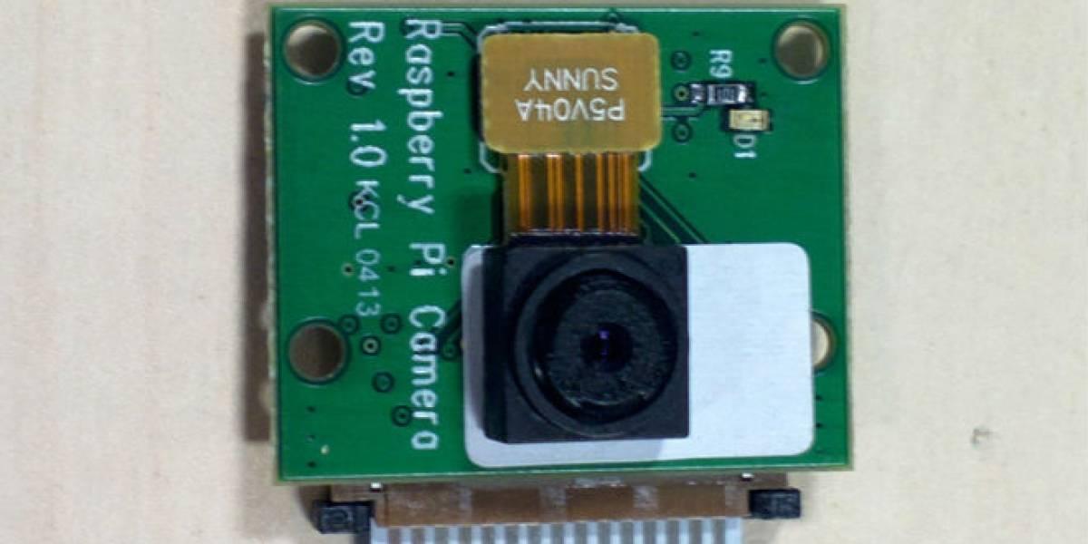 Raspberry Pi presenta una cámara y lanza concurso para fotógrafos