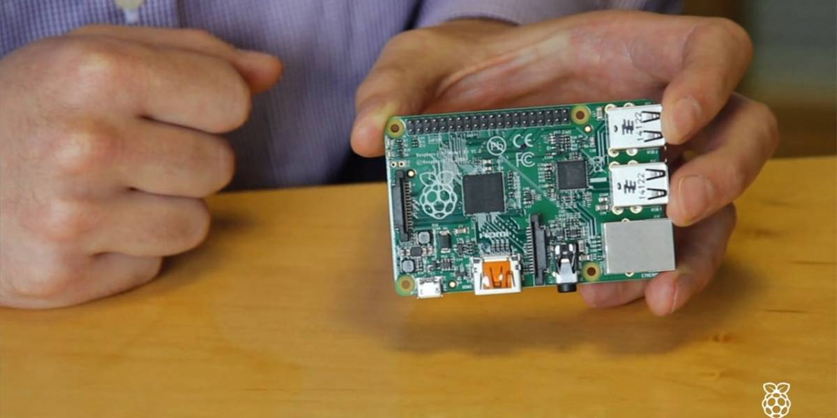 Nuevo modelo de Raspberry Pi estará disponible a partir de hoy
